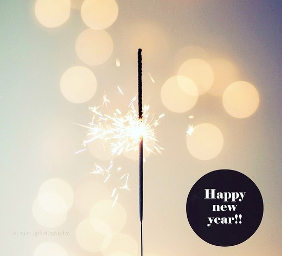 happy new year 2014 fireworkslight-f22456